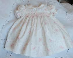 major inspiration here smocking was popular in the 30 s
