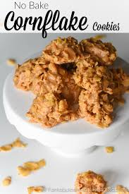 Halloween Cornflake Cakes by No Bake Corn Flake Cookies I Heart Nap Time
