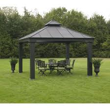 Members Mark Patio Furniture by Amazon Com Royal Hardtop Gazebo Patio Lawn U0026 Garden