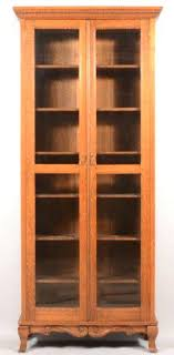 Wooden Bookcase With Glass Doors Bookcase Wooden Bookcase Glass Doors Glass And Wood Bookcase 527