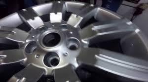 porsche silver powder coat range rover wheels powder coated in glossy silver youtube