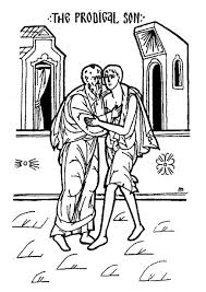 download coloring pages prodigal son coloring page parable of the