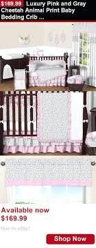 Zebra Print Baby Bedding Crib Sets Animal Print Baby Bedding Sets Leopard Print Crib Bedding Set