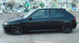 peugeot gti 1980 1996 peugeot 306 gti 6 related infomation specifications weili