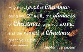 merry to you and your family from team momiverse the