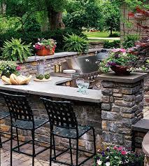 outdoor kitchen ideas outdoor kitchen ideas better homes gardens
