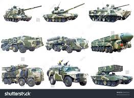 military vehicles set military vehicles stock photo 58427563 shutterstock