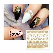 gold nail designs promotion shop for promotional gold nail designs