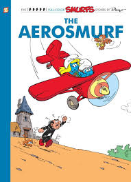 the smurfs the smurfs papercutz the kids graphic novel publisher