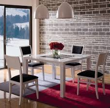 Dining Room Chairs Chicago White Modern Table Sets For Your Dining Room Cute Furniture