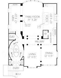 Residential House Floor Plan by Jordan Residential House Plans Luxury House Plans