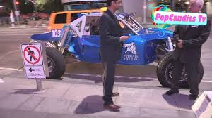 dune buggy from hit run premiere in la youtube