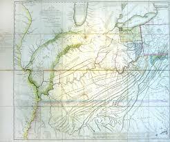 Map Of Virginia And North Carolina Hutchins Thomas 1730 1789 A New Map Of The Western Parts Of