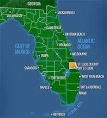 port st fl map st county edc
