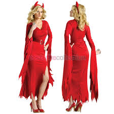 halloween devil costumes gothic devil dress halloween costume