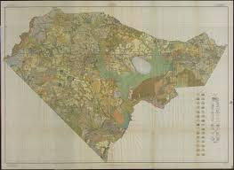 Columbus Map Soil Map North Carolina Columbus County Sheet