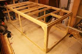 woodwork build model train table pdf plans