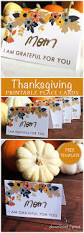 thanksgiving card templates 25 best printable place cards ideas on pinterest vintage place
