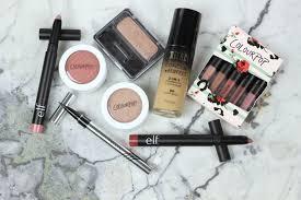 affordable makeup affordable makeup haul colourpop milani covergirl