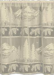 Heirloom Lace Curtains Pine Ridge Tier Heritage Lace For The Home Pinterest