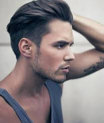 swept back hairstyles for women latest 2015 hairstyles for men swept up and slicked back
