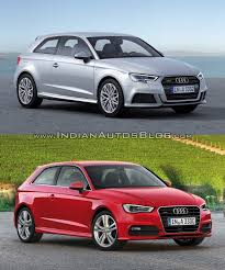 lexus ct hybrid vs audi a3 tdi 2016 audi a3 hatchback facelift u2013 old vs new my smexy