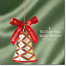 waterford killeen bell ornament ornaments at hnhco