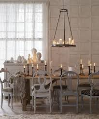 Real Candle Chandelier Candle Chandeliers Dining Tables Interesting Chandeliers