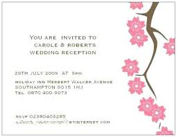 reception invitation wording new wedding reception invite wording and invitation that says