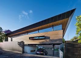 demanding modern design for two level house extension in australia