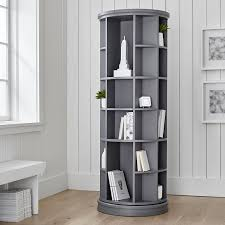 Pottery Barn Teen Bookcase Revolving Bookcase Pbteen