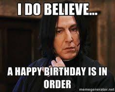 Nerd Birthday Meme - the 25 best harry potter birthday meme ideas on pinterest harry