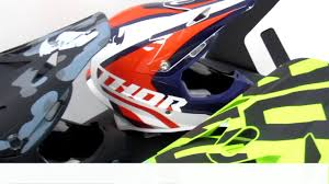 thor motocross helmets thor sector offroad helmet product view youtube