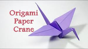 how to make origami crane flapping crane easy origami animals