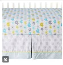 Target Nursery Bedding Sets Blue Elephant Crib Sheet Set Target Baby Boy Nursery Ideas Blue