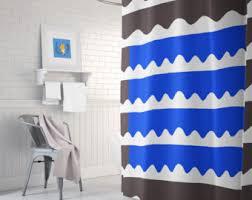Tween Shower Curtains Kids Shower Curtain Etsy