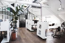 bureau start up l atelier ouen par factory aménagement aménagement de bureaux