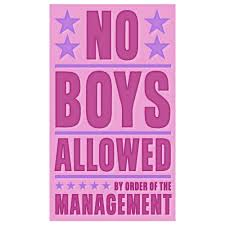 Kids Room Prints by New To Johnwgolden On Etsy No Boys Allowed Print 6
