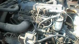 1999 isuzu npr 4he1 xs 4 75l engine youtube