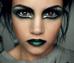 spooky crazy cute and fashionably fabulous halloween makeup
