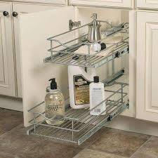 High Line Kitchen Pull Out Wire Basket Drawer Real Solutions For Real Life Kitchen Storage U0026 Organization