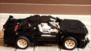 nissan lego lego nissan skyline gtr r34 8880 moc youtube