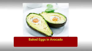 diabetic breakfast recipe 01 baked eggs in avocado breakfast ideas for diabetics diabetic