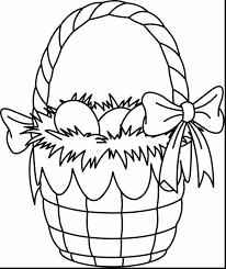 picnic basket coloring page virtren com