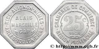 chambre du commerce avignon chambres de commerce region provencale 25 centimes alais arles