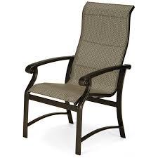 Highback Patio Chair Cushions 26 Innovative High Back Patio Chairs Pixelmari Com