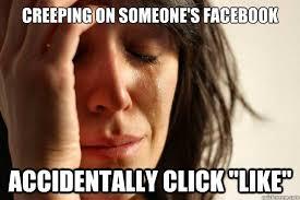 Okay Meme Facebook - facebook creeping meme creeping best of the funny meme
