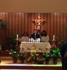 thanksgiving in church fr pat u0027s mass of thanksgiving st pius x church quincy wa