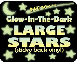romantic bedroom decor star wall decal glow in the dark nursery wall decor glow stars toddler room decor large glow in the dark