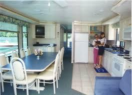 Pontoon Houseboat Floor Plans by Hendricks Creek Resort Plan 70 U0027s Daydreamer